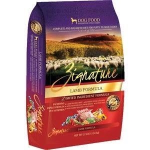 Zignature Lamb Dry Food